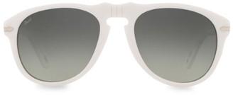 Persol x A.P.C 54MM Aviator Sunglasses