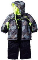 London Fog Snowsuit & Jacket Set (Baby Boys)