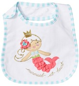 Mud Pie Mermaid Bib Accessories Travel