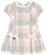 Mayoral Classic flannel dress