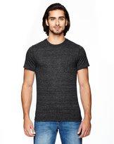 Alternative Mens Drop Neck Eco-Jersey Crew T-Shirt