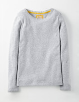 Boden Super Soft Pointelle T-shirt