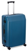 "Zero Halliburton Travellers 28"" four-wheel spinner suitcase"