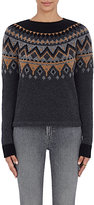 Barneys New York WOMEN'S SKI SWEATER