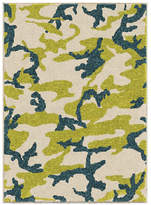 Home Outfitters Camouflage Kids Area Rug