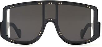 Fenty by Rihanna Blockt II Mask sunglasses