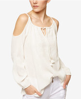 Sanctuary Cotton Off-The-Shoulder Top