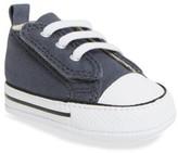 Converse Infant Boy's Chuck Taylor All Star First Star Crib Shoe