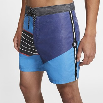 "Nike Men's 16"" Board Shorts Hurley Maritime"