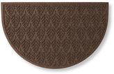 L.L. Bean Waterhog Doormat, Recyled Crescent Geo Leaf