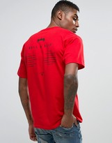 10 Deep T-shirt With Album Back Print