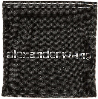 Alexander Wang Alexanderwang alexanderwang black wanglock pouch
