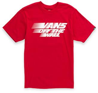 Vans Boys Racers Edge T-Shirt