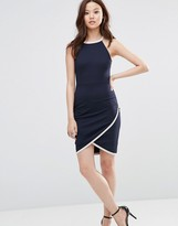 Wal G Dress With Wrap Skirt