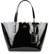 Kate Spade Small Carigan Scalloped Tote