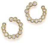 Ippolita 18K Yellow Gold Glamazon® Starlet Spiral Earrings with Diamonds - 100% Exclusive