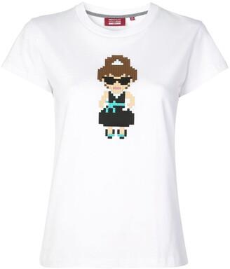 Mostly Heard Rarely Seen 8 Bit Grace T-shirt
