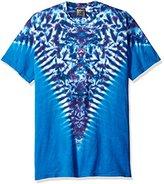 Liquid Blue Men's Krinkle V T-Shirt