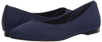 Corso Como Cc CC Julia Knit Flat (Black) Women's Shoes