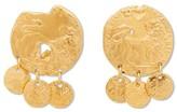 Alighieri Baby Lion earrings