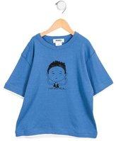Sonia Rykiel Boys' Printed Short Sleeve Shirt w/ Tags