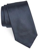 BOSS Stripe Silk Tie