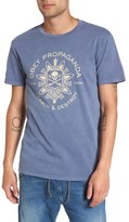 Obey Men's Think And Create Graphic T-Shirt