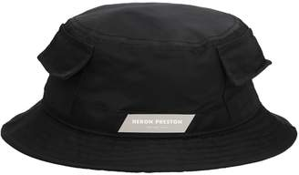 Heron Preston Logo Bucket Hat