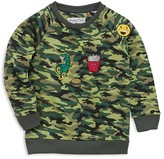 Sovereign Code Boys' Lennox Camouflage Sweatshirt - Little Kid