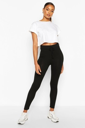 boohoo Everyday Jersey Legging