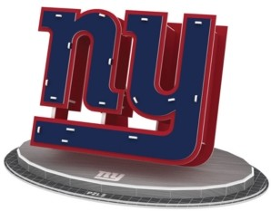 "Forever Collectibles New York Giants 12"" Mascot Puzzle"