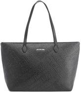 Love Moschino Women's Embossed Tote Bag Black