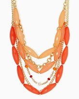 Charming charlie Celebration Layer Necklace