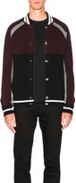Givenchy Blouson Knit Jacket