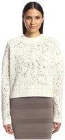 Torn By Ronny Kobo Women's Naomi Crop Sweater