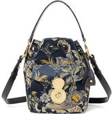 Ralph Lauren Silk Ricky Drawstring Bag