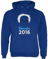 Old Glory Election 2016 Bernie Sanders Hair Minimalist Deep Adult Hoodie
