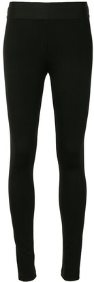 BCBGMAXAZRIA Mid-Rise Full-Length Leggings