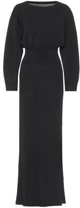 Alaia Stretch-knit dress