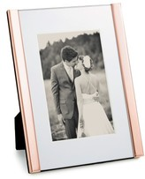 Era Home Rose Gold Bar Picture Frame