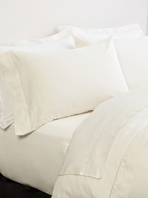 Frette Luxe Percale Duvet Cover