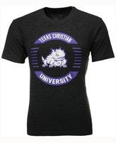 Colosseum Men's Texas Christian Horned Frogs Circle Logo T-Shirt