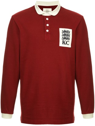 Kent & Curwen Logo Patch Polo Shirt