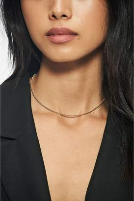 Anine Bing Mini Beaded Necklace