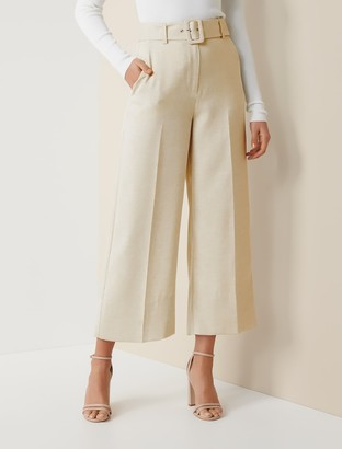 Ever New Angie Belted Culottes