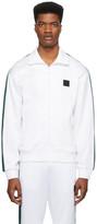 Diesel White S-Cortess Sweater