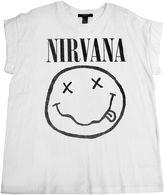 New World Nirvana T-Shirt- Juniors