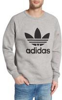 adidas Men's Trefoil Graphic Sweatshirt