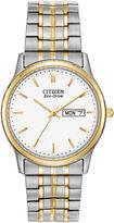 Citizen Eco-Drive Mens Expansion Band Watch BM8454-93A