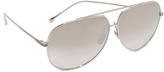 Dita Condor Flash Aviator Sunglasses
